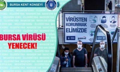Bursa virüsü yenecek