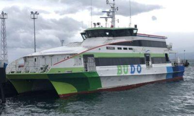 BUDO'da bazı seferler hava muhalefeti nedeniyle iptal
