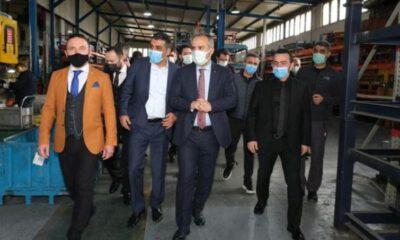 AK Partili Ödünç: Milletimiz için çalışıyoruz