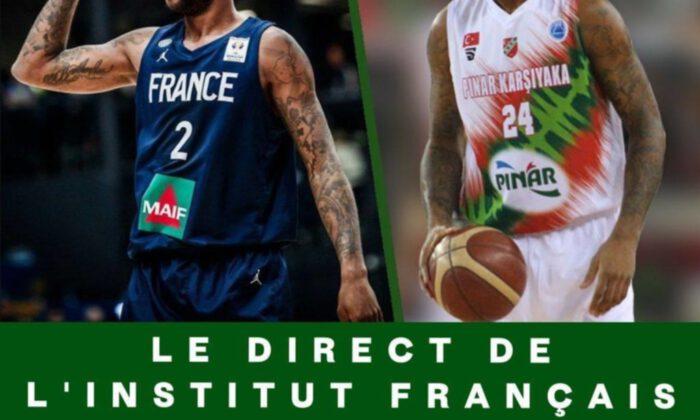 Basketbolun yıldızı canlı yayında