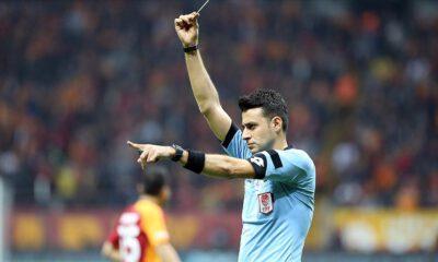 Süper Lig'de 21. hafta hakemler açıklandı