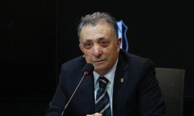 Ahmet Nur Çebi, Kulüpler Birliği Vakfının yeni başkanı…