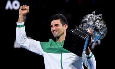 Avustralya Açık'ta Djokovic, 9. kez şampiyon…