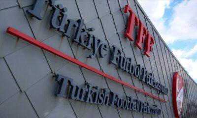 TFF'de şok! MHK Başkanı Serdar Tatlı istifa etti!
