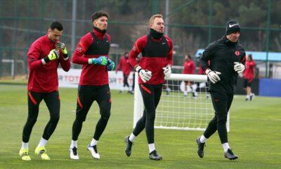 A Milli Futbol Takımı'nda Norveç maçı hazırlıkları başladı