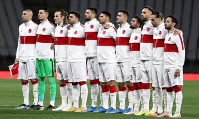 Millilerin EURO 2020 formalarında taşıyacakları isim ve numaralar belli oldu