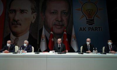 AK Parti'de yeni MYK üyeleri belli oldu