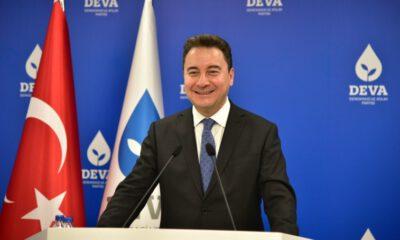Babacan: DEVA Partisi politikaları değişime yol açtı