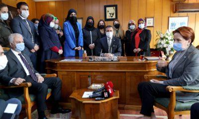 Akşener: Türkiye'de norm dediğimiz hukuktur!