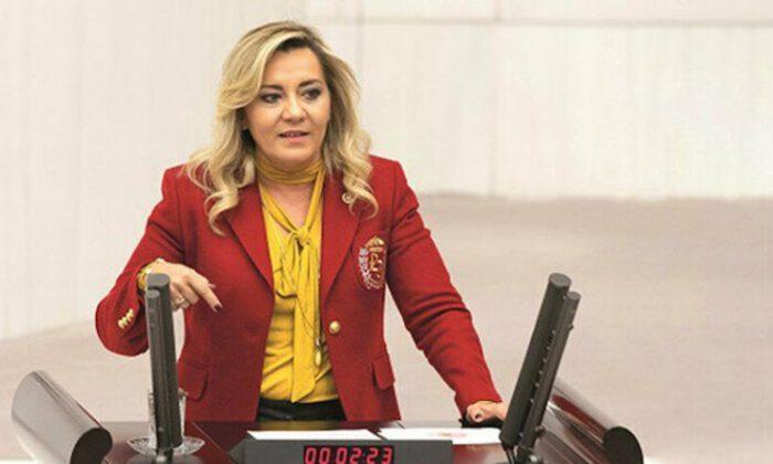 İYİ Partili Aylin Cesur'dan iktidara korona eleştirisi