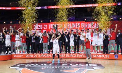 Anadolu Efes; Avrupa basketbolunun en büyüğü…