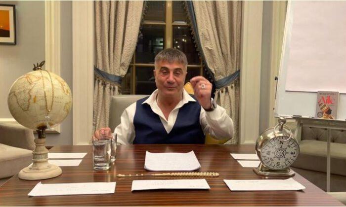 Sedat Peker: Suç örgütü üyeliğimden istifa ediyorum