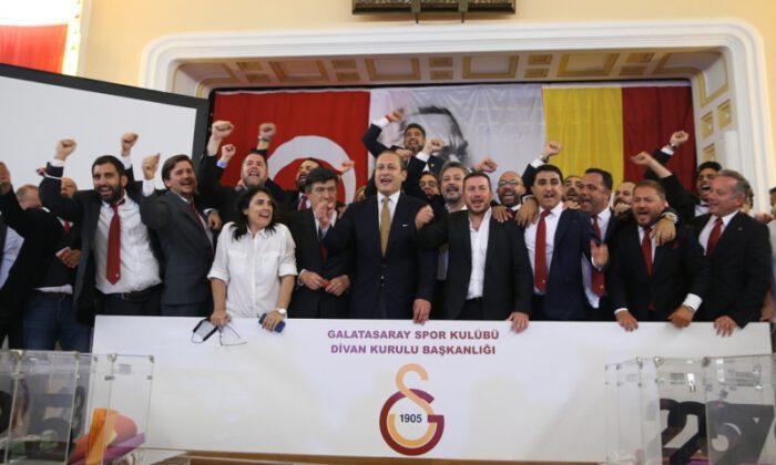 Galatasaray'da 38. başkan Burak Elmas oldu
