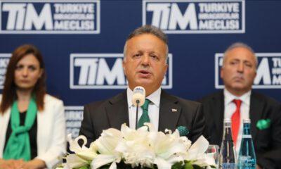 TİM, Sürdürülebilirlik Eylem Planı'nı tanıttı