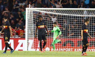Galatasaray, PSV Eindhoven'e farklı yenildi: 5-1