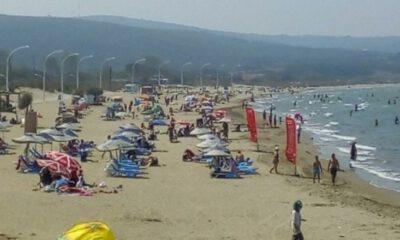 Bursa Mudanya'da denize girmek yasaklandı!
