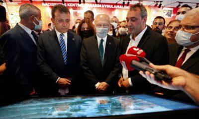 Kılıçdaroğlu'ndan İmamoğlu'na 'Hacıbektaş' teşekkürü