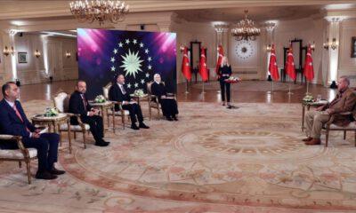 Erdoğan: Taliban yöneticilerini kabul edebiliriz