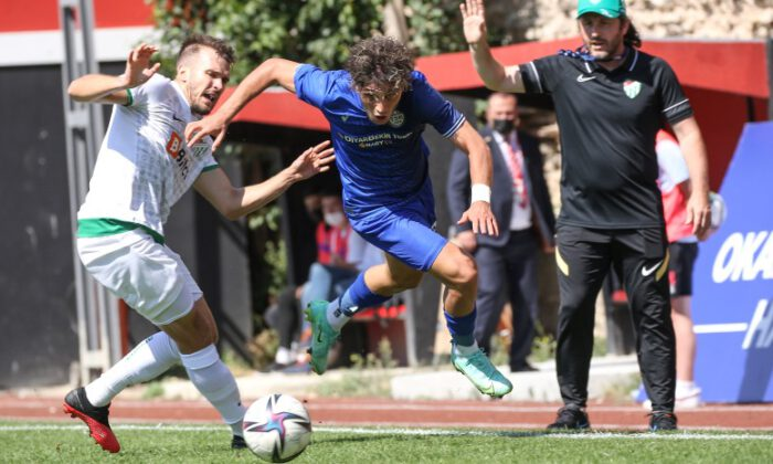 Tuzlaspor: 0 – Bursaspor: 0