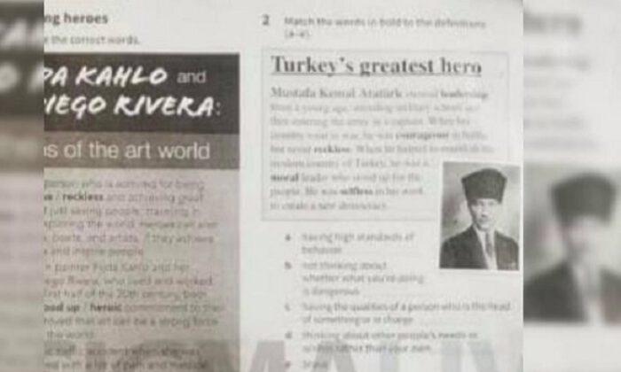 Rum Kesimi'nden 'Atatürk sayfasını yırtın' talimatı