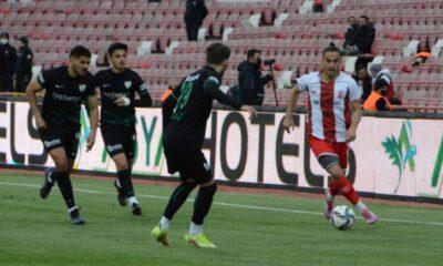 Bursaspor, Balıkesir deplasmanında 3 puan buldu