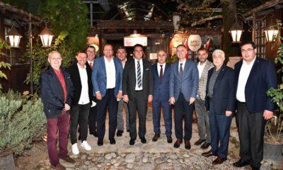 Bursa Belediyeler Birliği'nde Başkan Dündar yeniden başkan seçildi