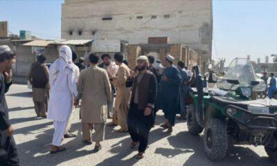 Afganistan'da camiye bombalı saldırı: 30 ölü
