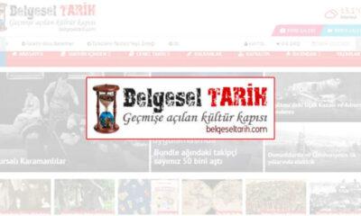 Tarih ve kültür, www.belgeseltarih.com ile bir tık yanınızda…