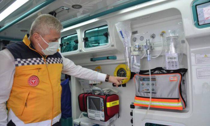 Bursa'da acil sağlık istasyonları 90'a ulaşacak