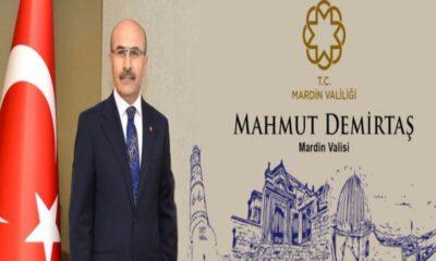 """Mardin Valisi Demirtaş: """"Rengimizi koruyalım"""""""
