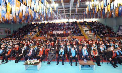 Aksaray'da AK Parti 'Altınsoy' ile devam